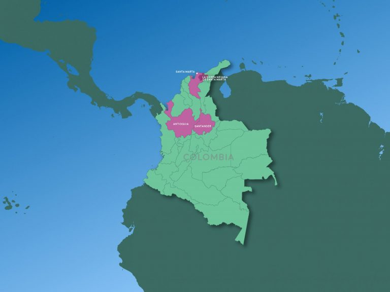 Map of Colombia graphic Option1 01
